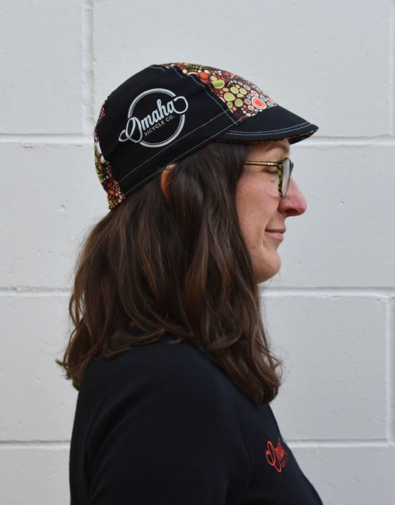 Double Darn OBC Limited 4-Panel Cycling Cap