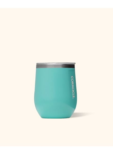 12 0z. Stemless | Turquoise