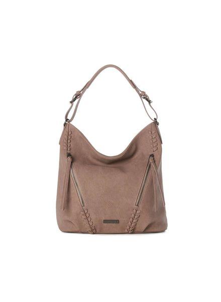 Virginie Hobo Bag w Braid Detail | Three Colors!