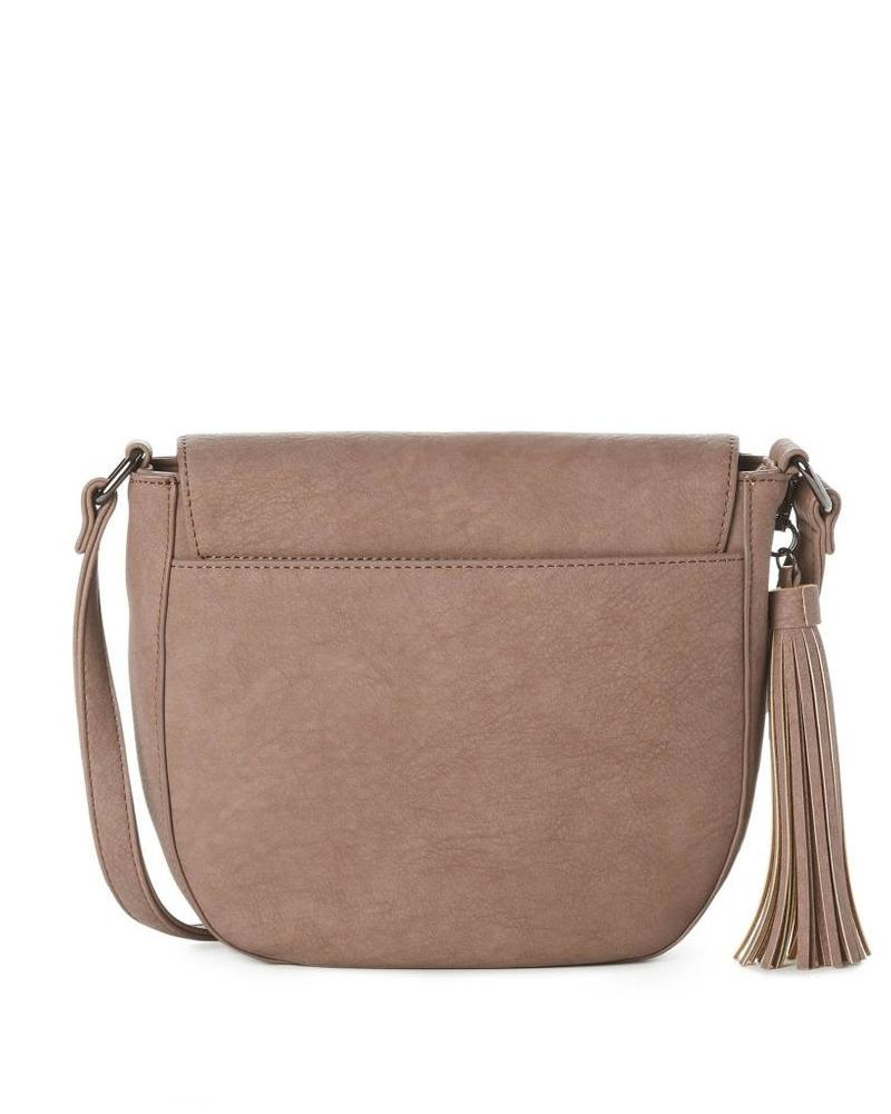 Jeane & Jax Luna Tassel Crossbody Bag | Three Colors!