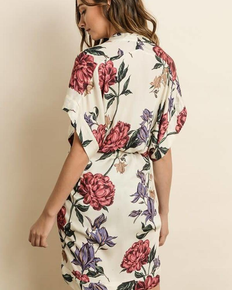 Dress Forum Blooming Kimono Dress