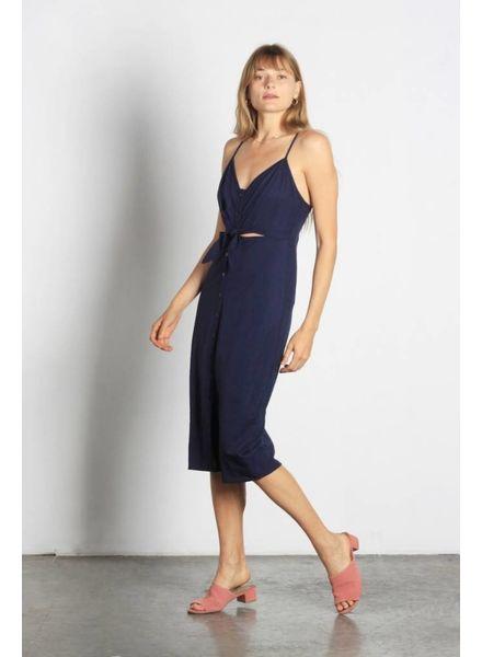 The Cara Dress | Navy
