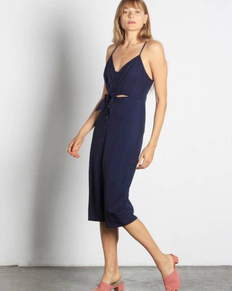 The Cara Dress | Navy