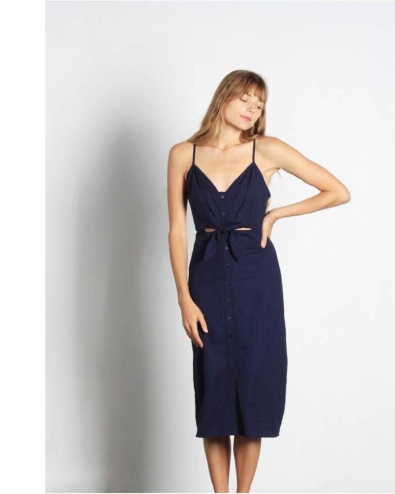 Mod Ref The Cara Dress   Navy