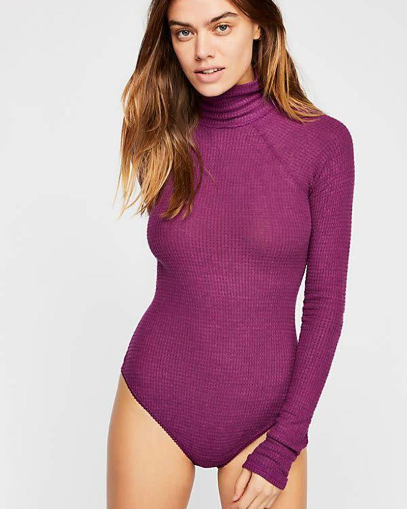All You Want Bodysuit | Violet