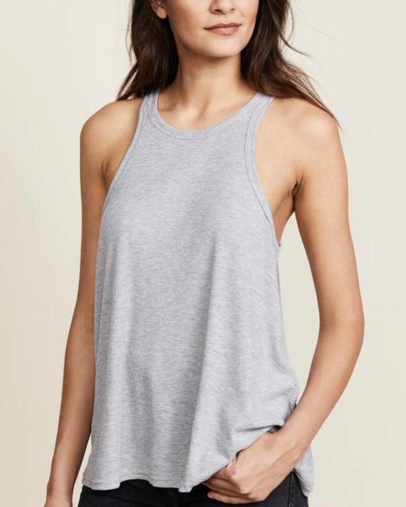 Long Beach Tank | Grey