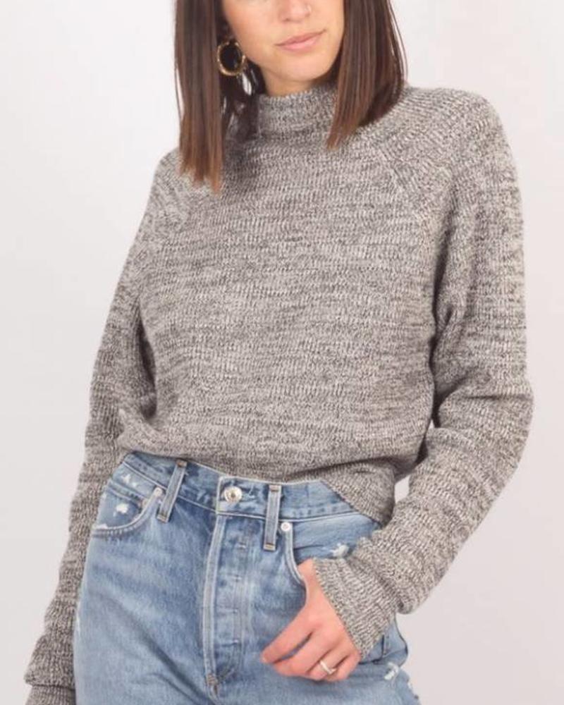 Free People Too Good Pullover | Black