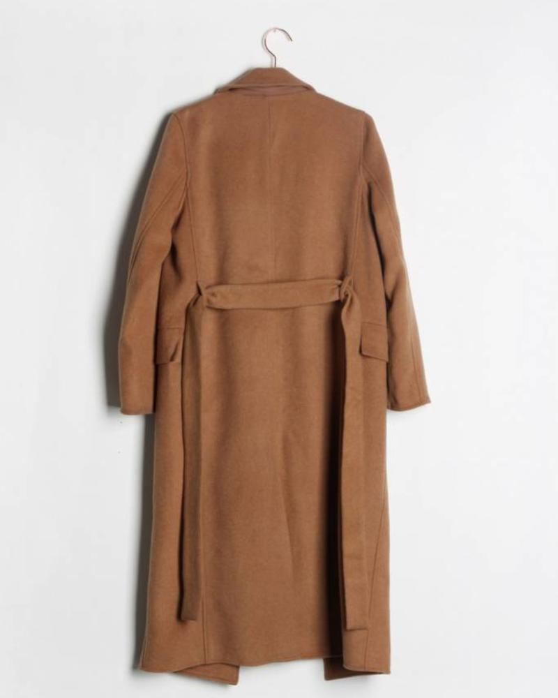 Mod Ref Brody Coat   Tan