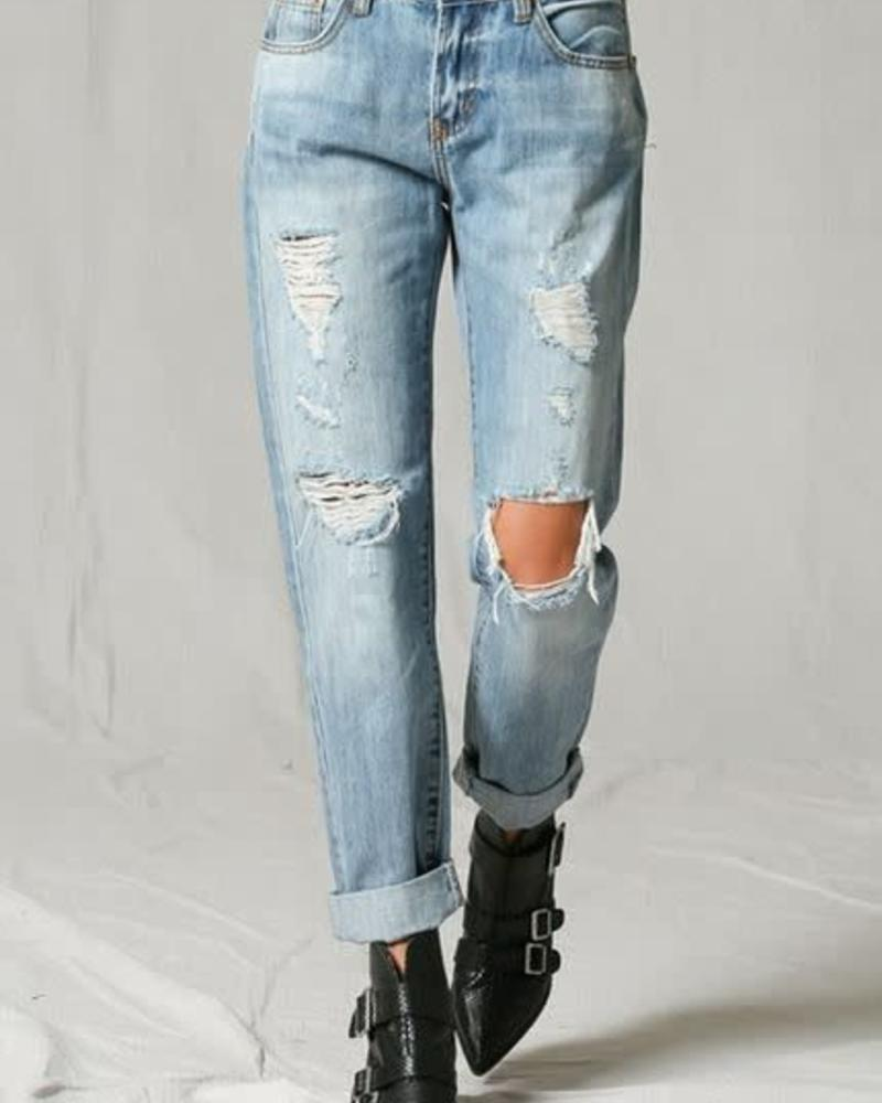Danny Boyfriend Denim