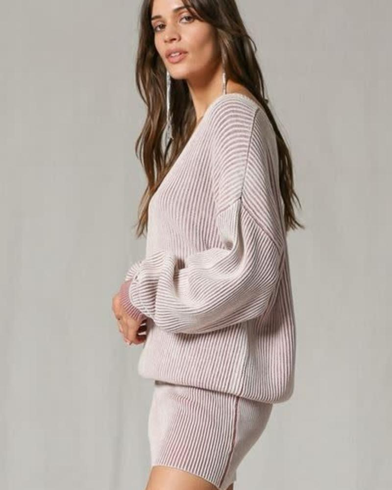 Dolly Pullover Sweater Dress