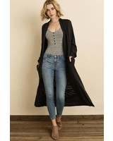 Dress Forum Open Front Duster Cardi