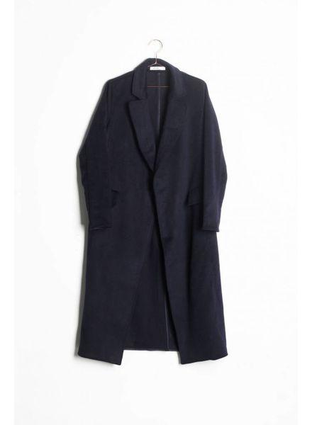 Brody Coat | Navy