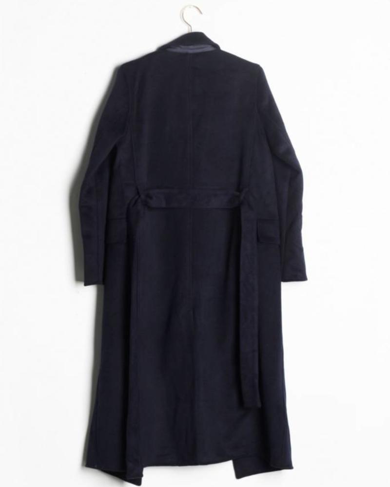 Mod Ref Brody Coat | Navy