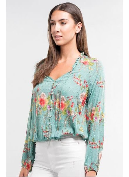 Lilly Floral Blouse