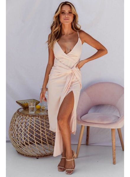 Neo Dress | Blush