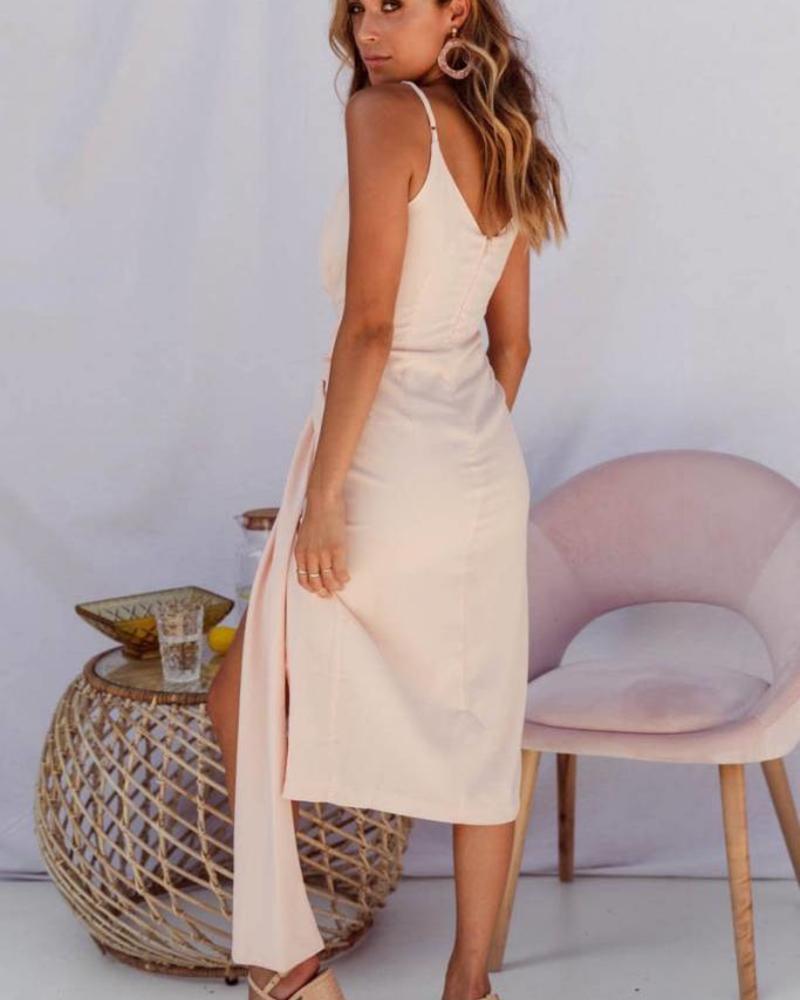 Neo Dress | Blush