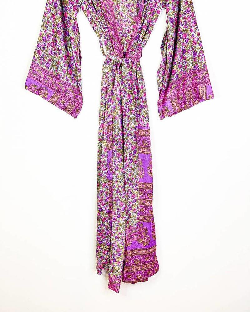 Southern Kimono | Purple Combo