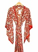 Northern Kimono | Red Floral