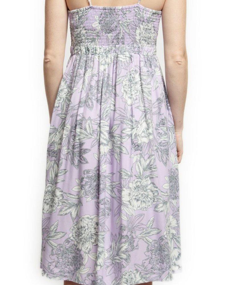 Lilac Bloom Dress