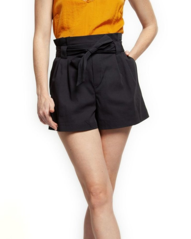 Self Tie Waist Short