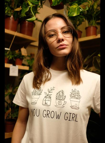 You Grow Girl Tee