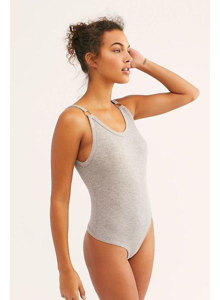 B Side Bodysuit | Grey