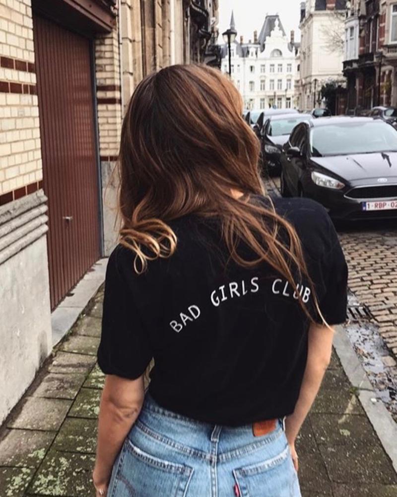 Bad Girls Club Tee