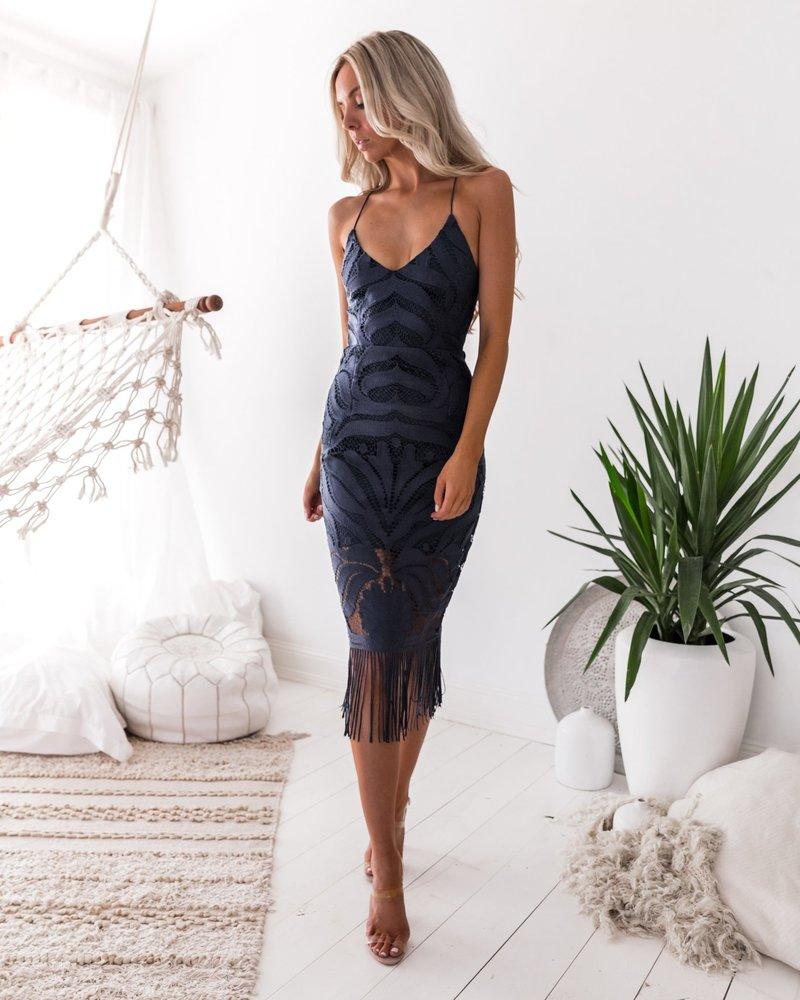 Khaleesi Dress | Steel