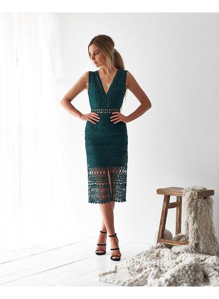 Scarlet Dress | Green