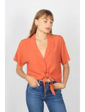 Brenley Top | Rust