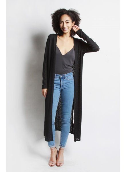Aria Cardigan | Black