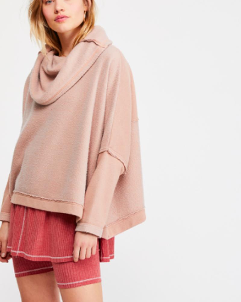 Huntington Pullover | Peach