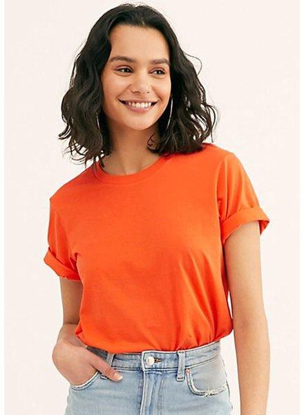 In My Tee Bodysuit | Orange