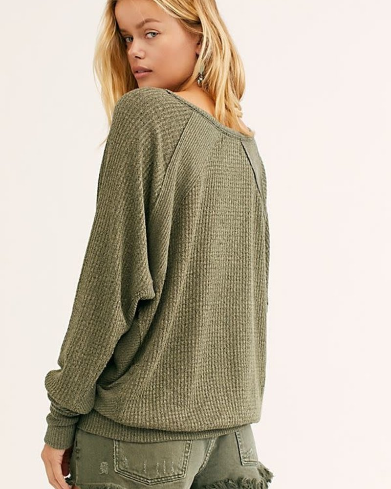 Free People We The Free Santa Clara Thermal | Two Colors