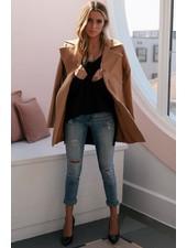 Harlem Short Coat | Camel