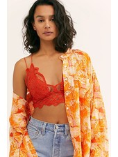 Adella Bralette   Burnt Orange