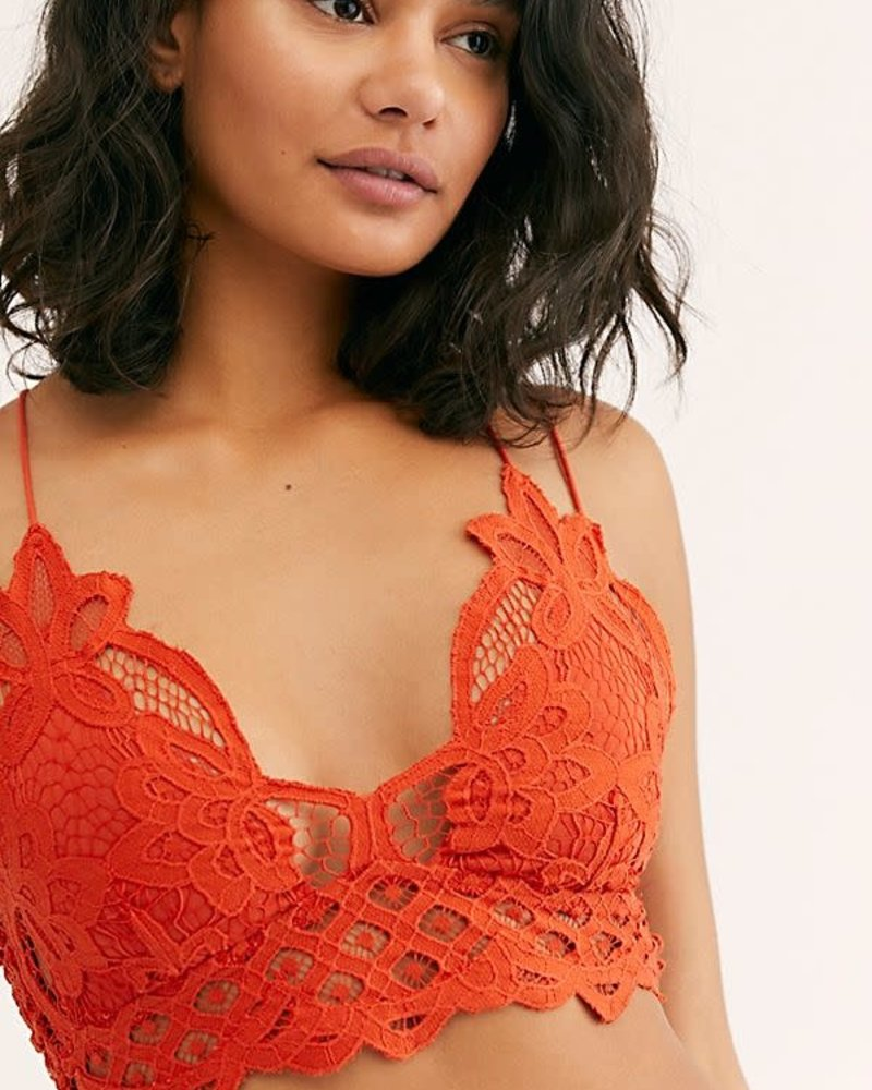 Free People Adella Bralette | Burnt Orange