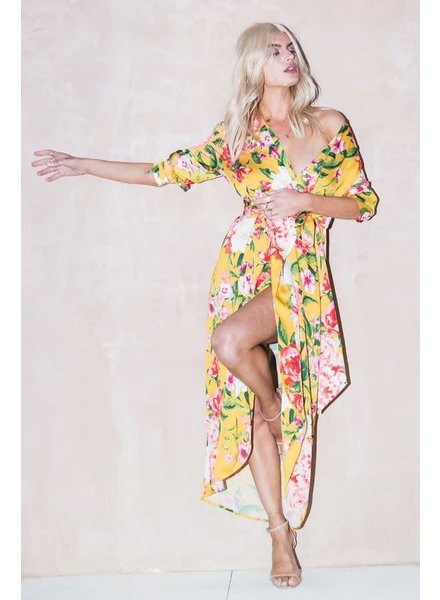 Wrap Yourself Floral