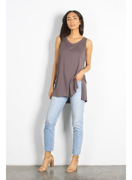 Saturday Top | Two Colors!