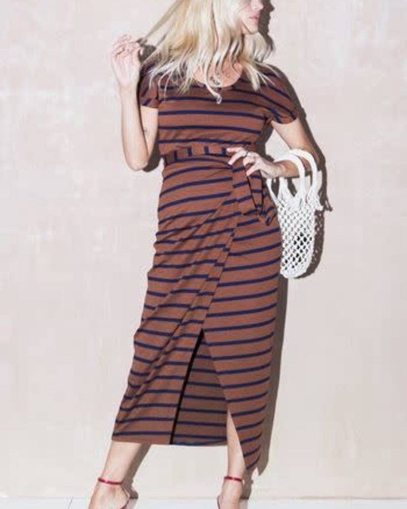 Stripe Into You Dress