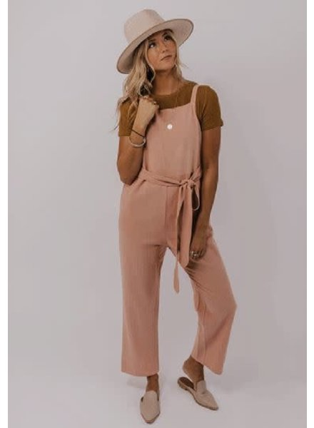 Blush Kara Jumpsuit