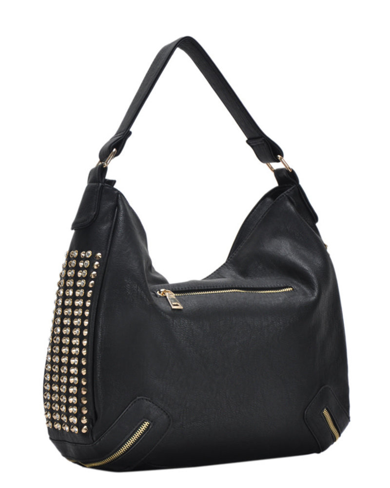 Spiked Tote
