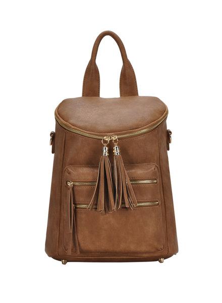 Tori Backpack   Brown