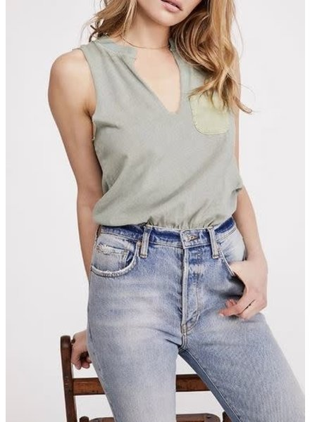 In Your Pocket Bodysuit | Green