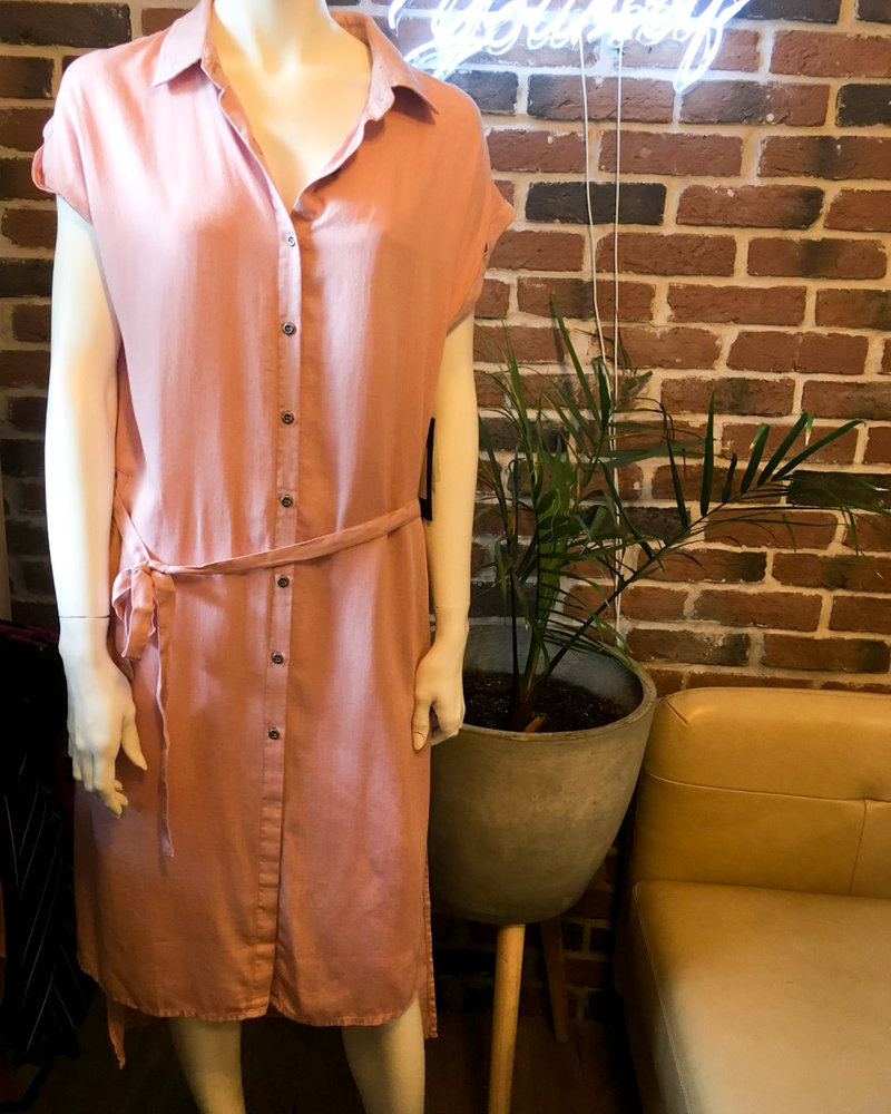 Linen Desert Dress