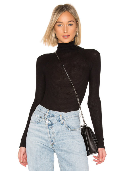 All You Want Bodysuit | Black