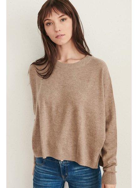 Zoey Biege Knit