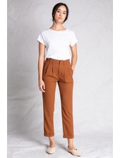Copper Stripe Pant