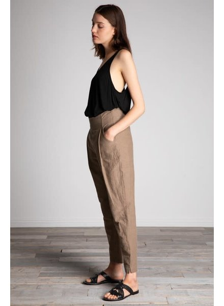 Linen Blend Pant