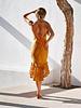 Abby Dress | Mustard